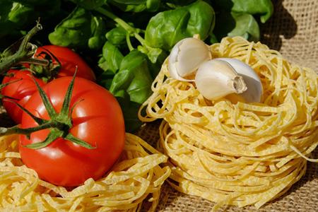 新鲜食材蔬菜摄影