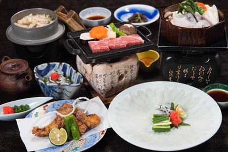 火锅配菜摄影