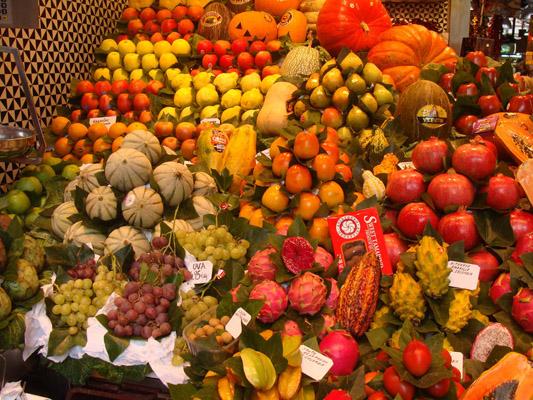 新鲜水果摄影