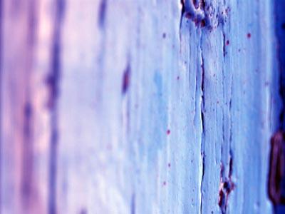 紫色蓝色条纹木板