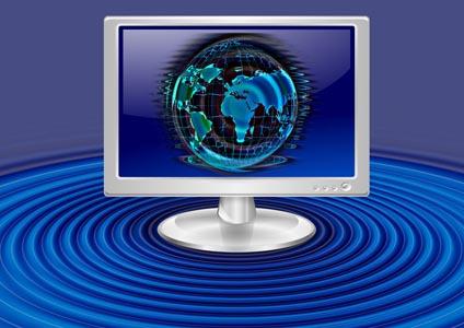 电脑与地球
