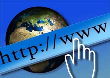 互联网与地球
