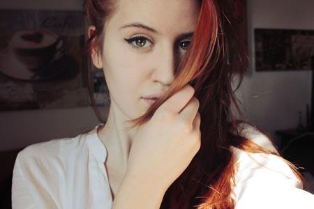 美丽女人摄影