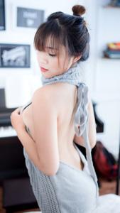 美女模特摄影