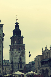 城市楼房建筑摄影