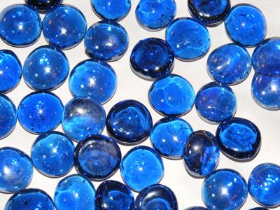 彩色水晶珠子摄影