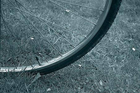 自行车背景