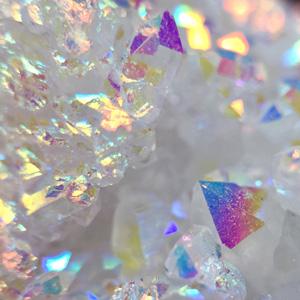水晶珠宝背景