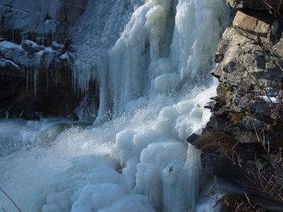 冬季河流摄影