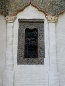 房屋建筑窗户摄影