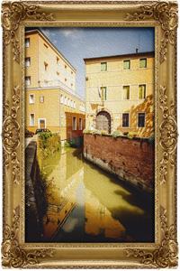 威尼斯油画