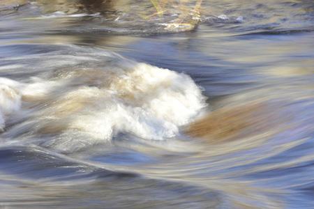 旅游景区河流摄影