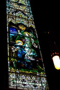 教堂里的壁画