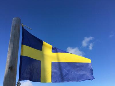 彩色旗帜摄影