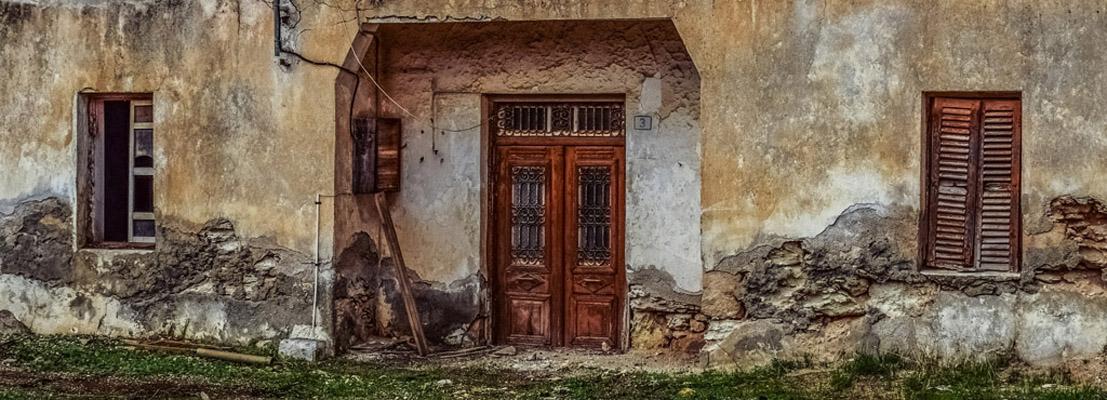 乡村房屋建筑摄影